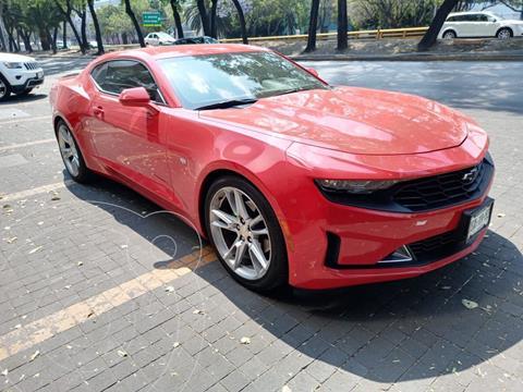 Chevrolet Camaro RS V6 Aut usado (2019) color Rojo precio $635,000