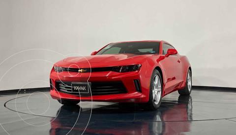 Chevrolet Camaro LT usado (2016) color Rojo precio $417,999