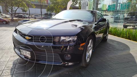 Chevrolet Camaro LT usado (2014) color Negro precio $285,000