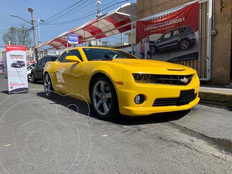 Chevrolet Camaro SS Aut usado (2010) color Amarillo Daytona precio $275,000