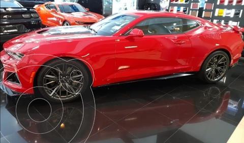 Chevrolet Camaro ZL1 Aut usado (2020) color Rojo precio $1,647,200