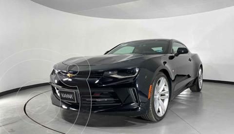 Chevrolet Camaro RS V6 Aut usado (2016) color Negro precio $417,999