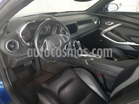 Chevrolet Camaro RS usado (2019) color Azul precio $589,000