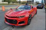 foto Chevrolet Camaro ZL1 Convertible Aut usado (2018) color Rojo precio $999,000