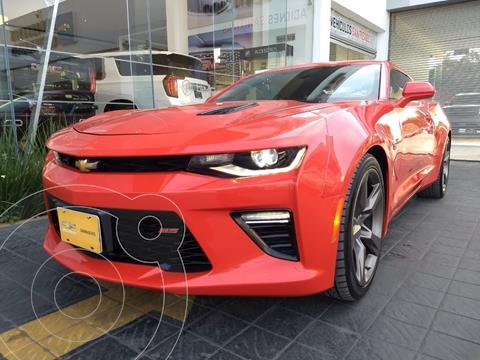 Chevrolet Camaro SS Aut usado (2018) color Rojo precio $600,000
