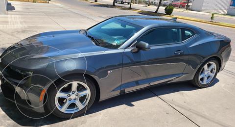 Chevrolet Camaro LT 2.0 T usado (2018) color Gris precio $385,000