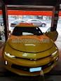 Foto venta Auto usado Chevrolet Camaro RS V6 Aut (2016) color Amarillo precio $410,000