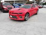 Foto venta Auto usado Chevrolet Camaro SS Aut (2016) color Rojo precio $449,000