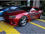 Foto venta Auto Seminuevo Chevrolet Camaro SS (2014) color Rojo precio $469,000