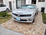 Foto venta Auto usado Chevrolet Camaro SS (2013) color Plata precio $335,000