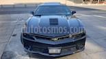 Foto venta Auto usado Chevrolet Camaro SS (2014) color Negro precio $398,000