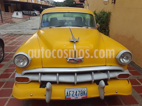 Chevrolet capris Clasis Clasic usado (1954) color Naranja precio u$s4.200.023