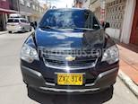 Foto venta Carro usado Chevrolet Captiva Sport 2.4L LS (2014) color Negro precio $42.600