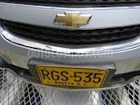 Foto venta Carro usado Chevrolet Captiva Sport 2.4L (2011) color Plata precio $33.900.000