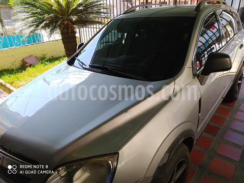 Chevrolet Captiva Sport 2.4L LS Full usado (2010) color Plata precio $26.500.000