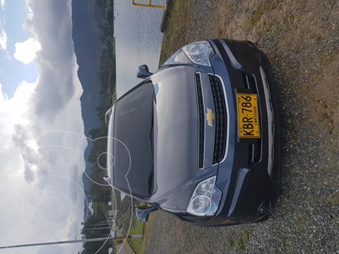 Chevrolet Captiva Sport 3.6L usado (2010) color Gris Oscuro precio $27.500.000
