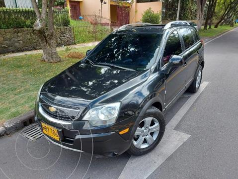 Chevrolet Captiva Sport 2.4L LS Plus usado (2014) color Negro precio $44.500.000