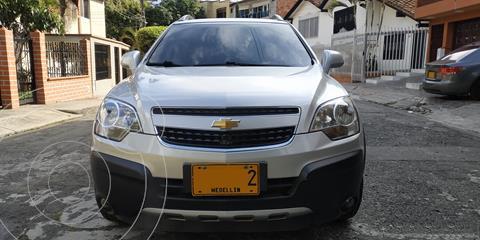 Chevrolet Captiva Sport 2.4L usado (2011) color Plata precio $27.900.000