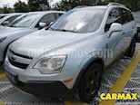 Chevrolet Captiva Sport 2.4L LS Full usado (2012) color Plata precio $34.900.000