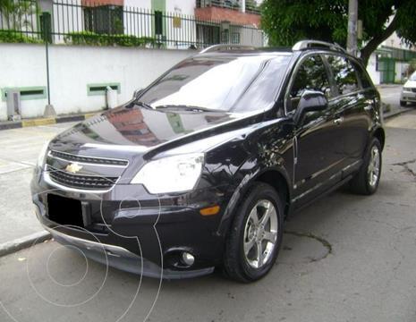 Chevrolet Captiva Sport 2.4L usado (2011) color Negro precio u$s6.500
