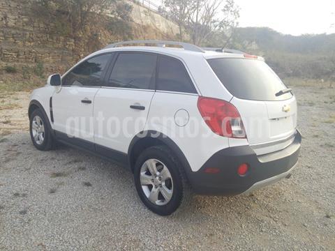 Chevrolet Captiva Sport LS Piel usado (2013) color Blanco precio $155,000