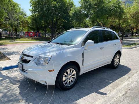 Chevrolet Captiva Sport Sport Paq A usado (2011) color Blanco precio $179,900