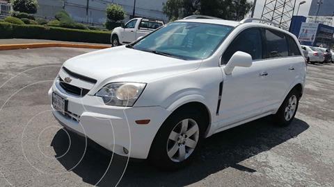 Chevrolet Captiva Sport Paq B usado (2010) color Blanco precio $150,000
