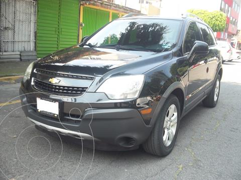 Chevrolet Captiva Sport Paq A usado (2013) color Negro Carbon precio $140,000