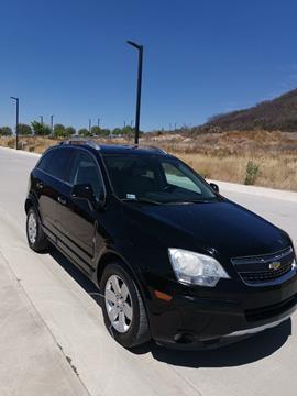 Chevrolet Captiva Sport Paq D usado (2010) color Negro precio $130,000