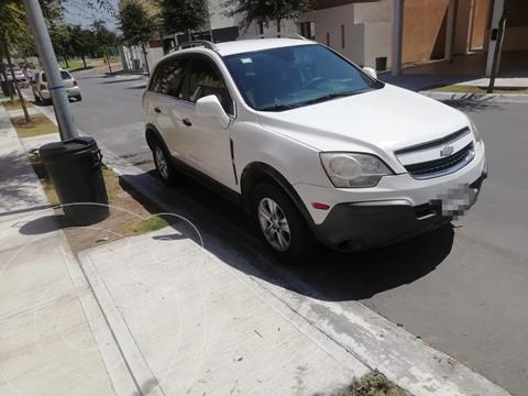 Chevrolet Captiva Sport Paq B usado (2009) color Blanco precio $115,000