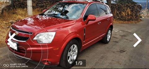 Chevrolet Captiva Sport Paq D usado (2010) color Rojo precio $115,000