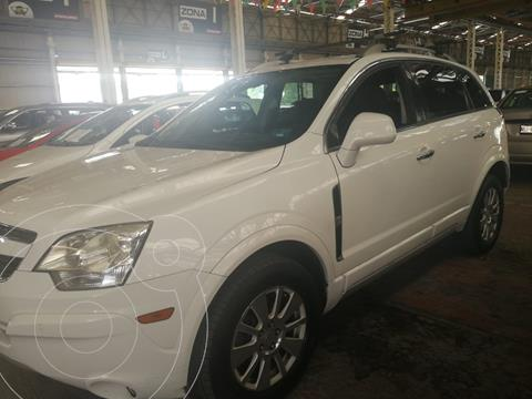 Chevrolet Captiva Sport Paq C usado (2011) color Blanco precio $134,000
