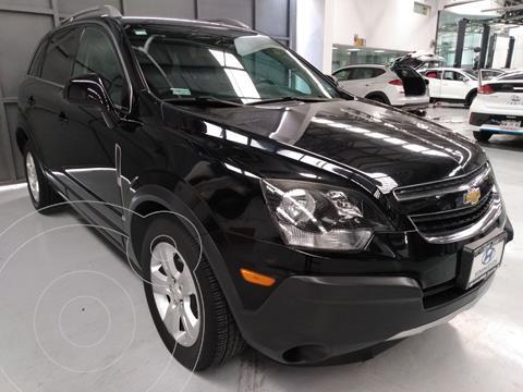 Chevrolet Captiva Sport Sport Paq A usado (2015) color Negro precio $182,900