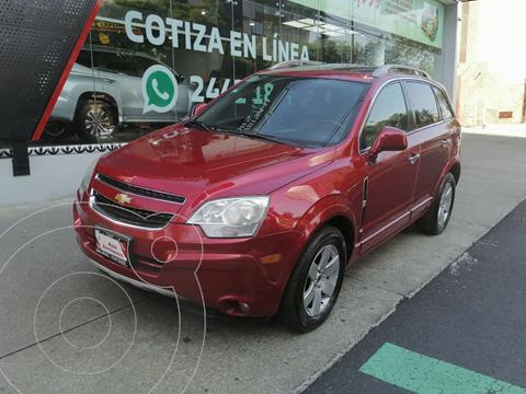 Chevrolet Captiva Sport Sport Paq J usado (2010) color Rojo precio $145,000