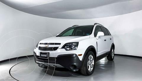 Chevrolet Captiva Sport Sport Paq A usado (2011) color Blanco precio $199,999