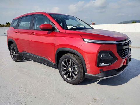 Chevrolet Captiva Sport LT Piel nuevo color Rojo precio $453,100