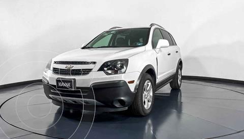 Chevrolet Captiva Sport Sport Paq A usado (2011) color Blanco precio $192,999