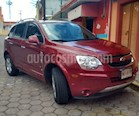 Chevrolet Captiva Sport LT Piel usado (2009) color Rojo Tinto precio $95,000