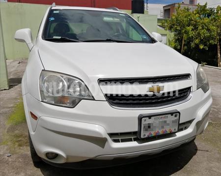 Chevrolet Captiva Sport Paq D usado (2011) color Blanco precio $130,000