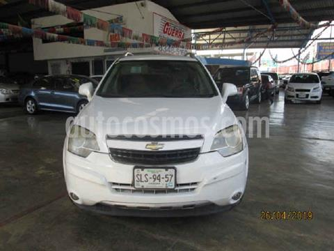 Chevrolet Captiva Sport Sport Paq C usado (2009) color Blanco precio $110,000