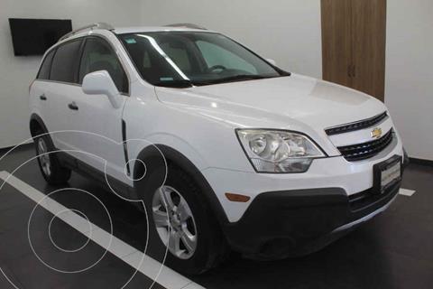 foto Chevrolet Captiva Sport LS usado (2013) color Blanco precio $169,000