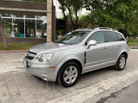 Chevrolet Captiva Sport Sport Paq C usado (2010) color Plata precio $189,900