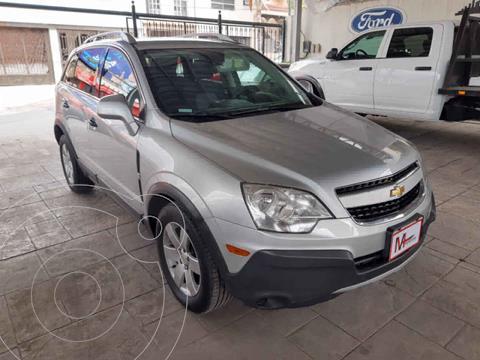 Chevrolet Captiva Sport Sport Paq A usado (2011) color Plata precio $125,000