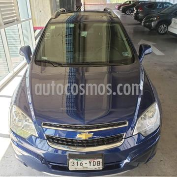 Chevrolet Captiva Sport LT Special Edition usado (2012) color Azul Metalico precio $155,000