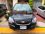 Foto venta Auto usado Chevrolet Captiva Sport Paq A (2014) color Negro Carbon precio $168,000