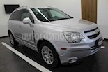 Foto venta Auto usado Chevrolet Captiva Sport Paq D (2011) color Plata precio $135,000