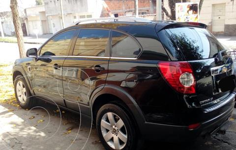 Chevrolet Captiva LT 4x4 D usado (2008) color Negro precio $1.400.000