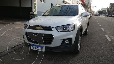 Chevrolet Captiva LS 4x2 usado (2018) color Blanco precio $3.150.000