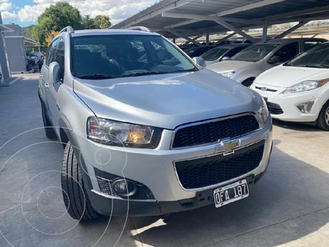 Chevrolet Captiva LTZ 2.2D 4x4 Aut usado (2014) color Gris Claro precio $2.110.000