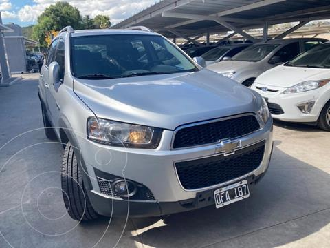 Chevrolet Captiva LTZ 2.2D 4x4 Aut usado (2014) color Gris Claro precio $1.990.000